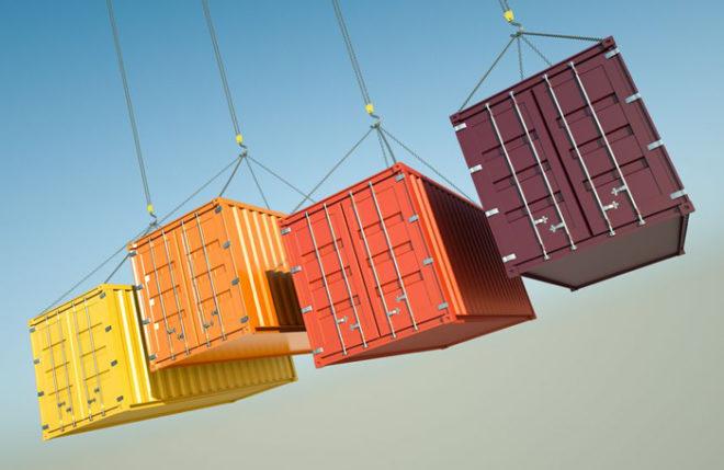 Benefícios dos containers na produção de eventos