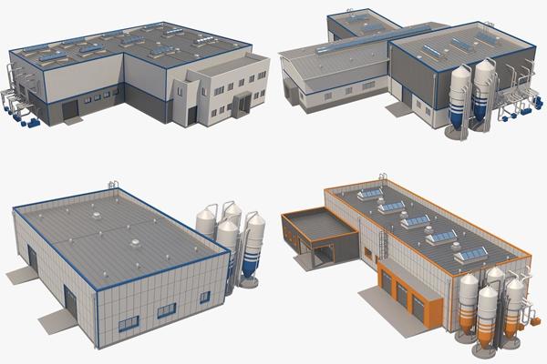 Planejamento de indústria em container: conheça a tendência