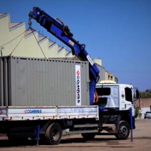 7 vantagens do Container – Flexibilidade de movimentação e transporte