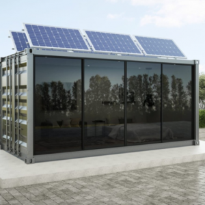 Como economizar energia elétrica em seu container?