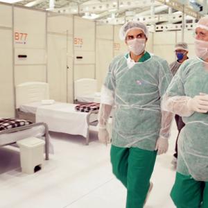 Containers habitáveis: solução rápida para Hospitais no Brasil
