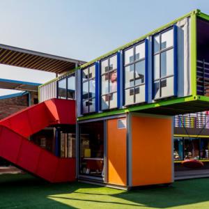 Escola em Container – Espaços escolares fora dos convencionais