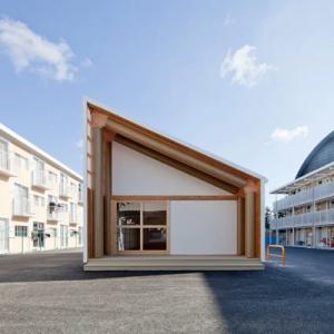 Japão: um bairro em container