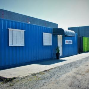 Locação de containers para construção civil